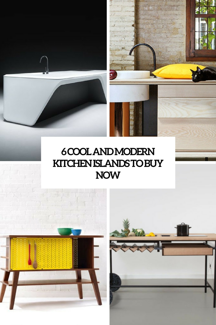 Cool And Modern Kitchen Islands To Buy Now DigsDigs - Where to buy kitchen islands