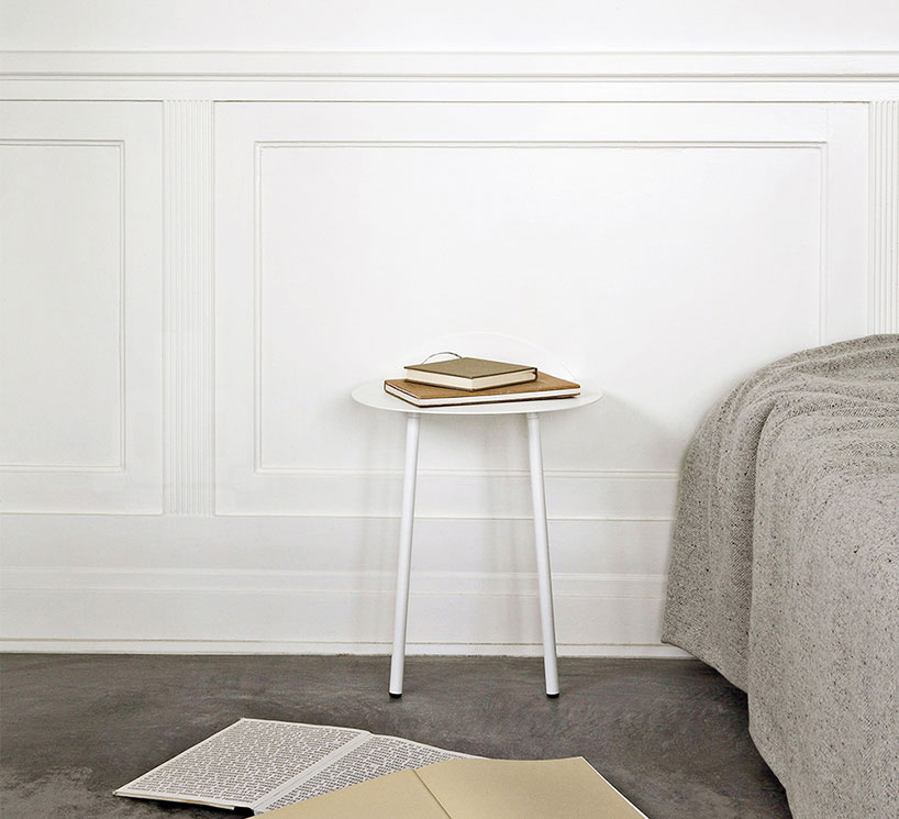 Yeh Wall Table by Kenyon Yeh