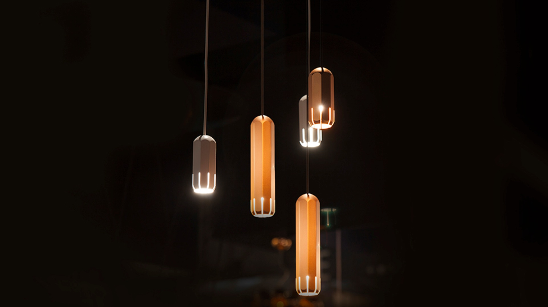 Brixton Spot lights are inspired by Victorian architecture, the light emanates in unexpected ways and creates interesting looks