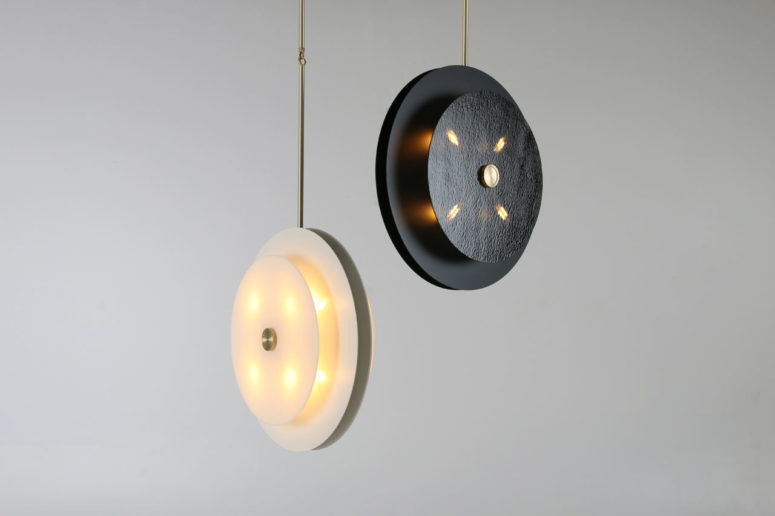 Creative Equinox Lighting Collection With Mid-Century Aesthetics