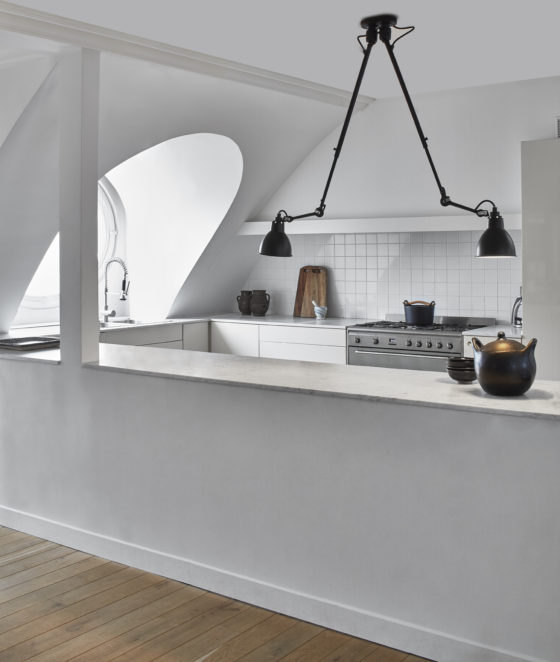 Les Doubles de Gras N°302 Double looks industrial and Scandinavian, and is very flexible