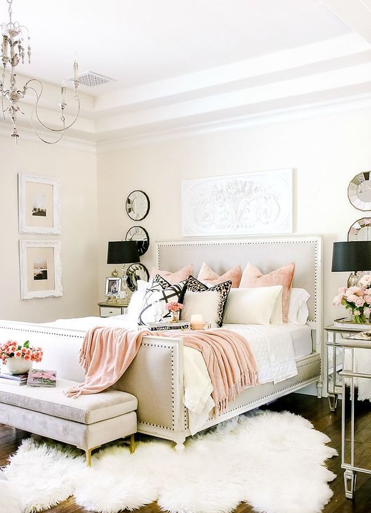 glam bedroom ideas 23 gorgeous ideas to design a glam bedroom digsdigs 11696