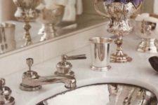 feminine bathroom accessories