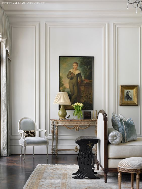 Panelled Room: 25 Ways To Add Classic English Style To Your Space