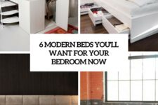 6 modern beds you'll want for your bedroom now cover