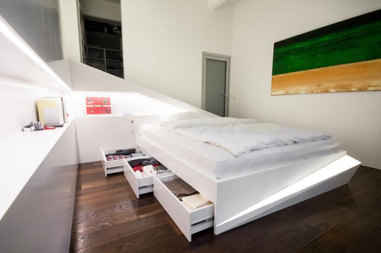 Ice Bed by Whocares (via www.designboom.com)