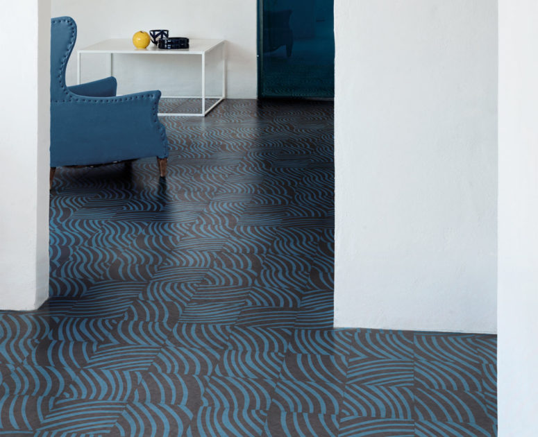 Tonal Collection includes lots of colorful and printed tiles that are sure to make any space more special