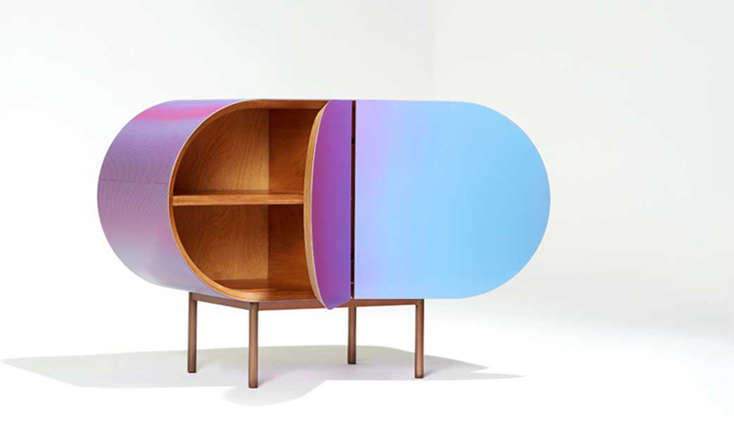 The innovative color changing effect will transform your space, and these sideboards will be a show stopper in your interior