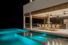 03 The whole villa is built around it and the sea views to make the house more eye-catchy