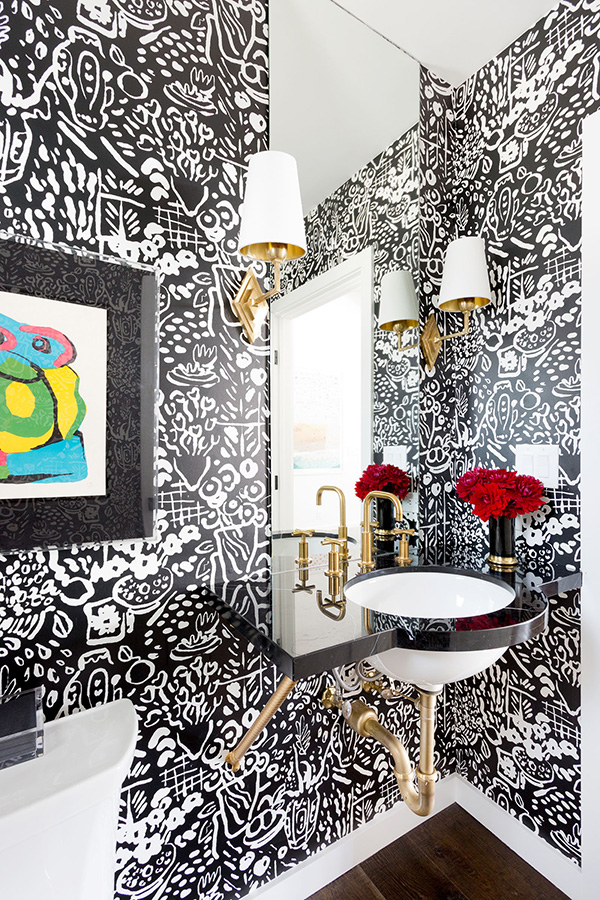 bold contemporary wallpaper - photo #40