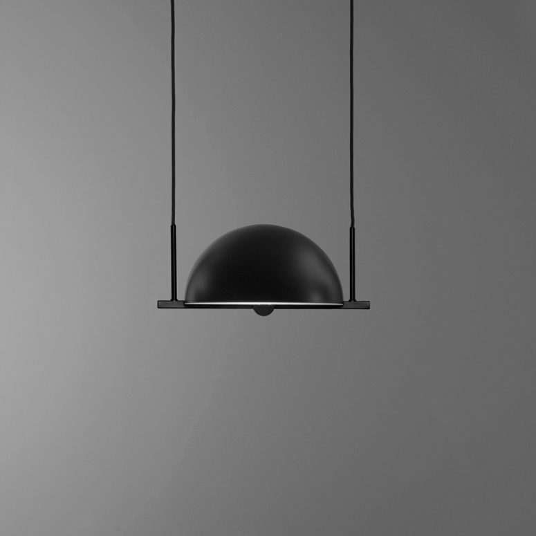 Trapeze Pendant Lamp Inspired By Circus