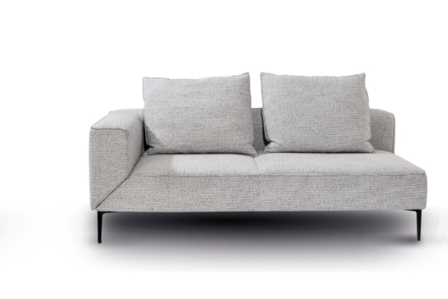 Place it as you to create a piece that you need - a sofa or a daybed