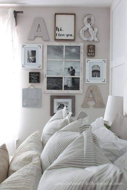 Bedroom Wall Decor In Photo of Popular