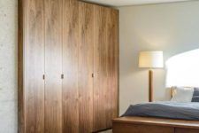 17 make Pax look chic and interesting with wood front panels and some small stylish knobs – you won't need more