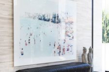 20 your own oversized photo can be the artwork you need to remind of the cool vacation
