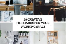 26 creative pinboards for your working space cover