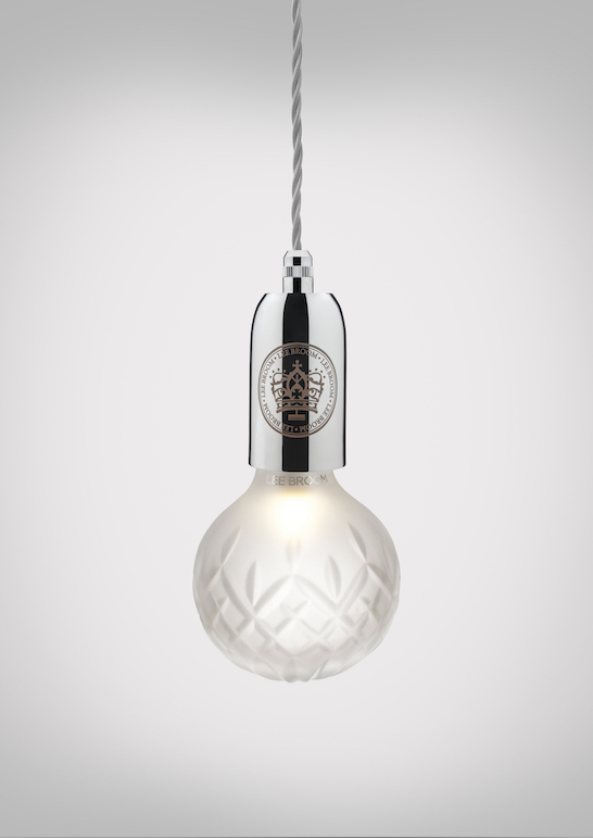 Stylish Crystal Bulb With A Refined Design