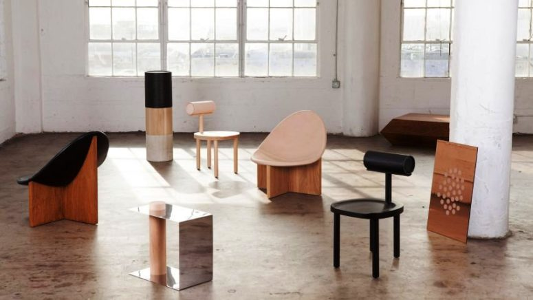 Furniture Collection Inspired By Hispanic Rock'n'Roll