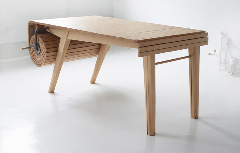 Flexible @ Table To Fit All Your Needs