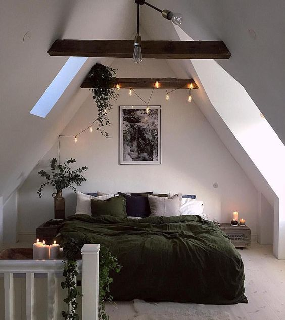 Bedroom Lighting Ideas: 27 Cool String Lights Ideas For Bedrooms