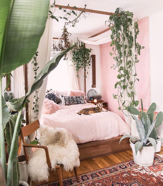 25 Ideas To Bring Spring Vibes To Your Bedroom Digsdigs