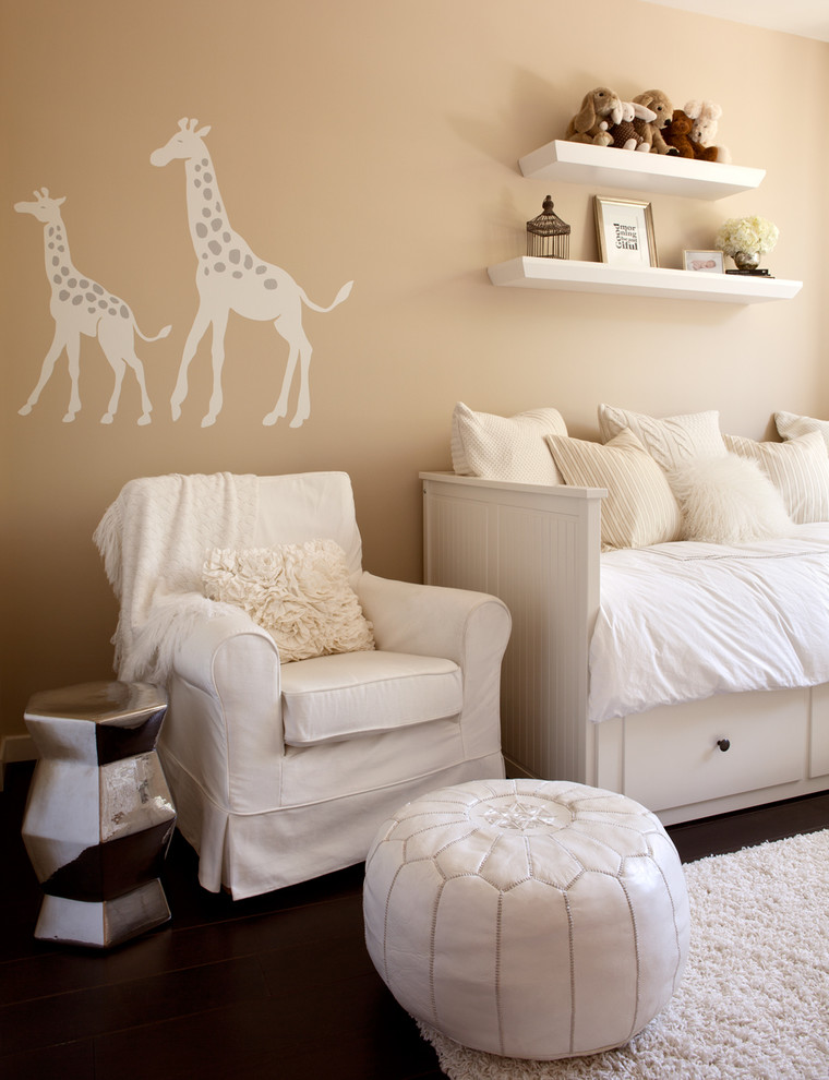 how to furnish nursery with ikea
