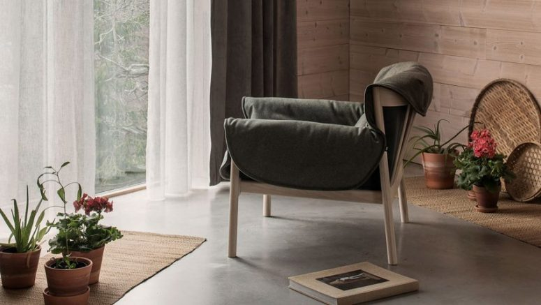 Agnes Chair With A Cozy And Welcoming Design