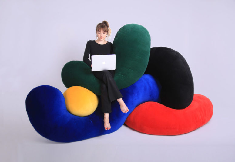 flexible furniture piece