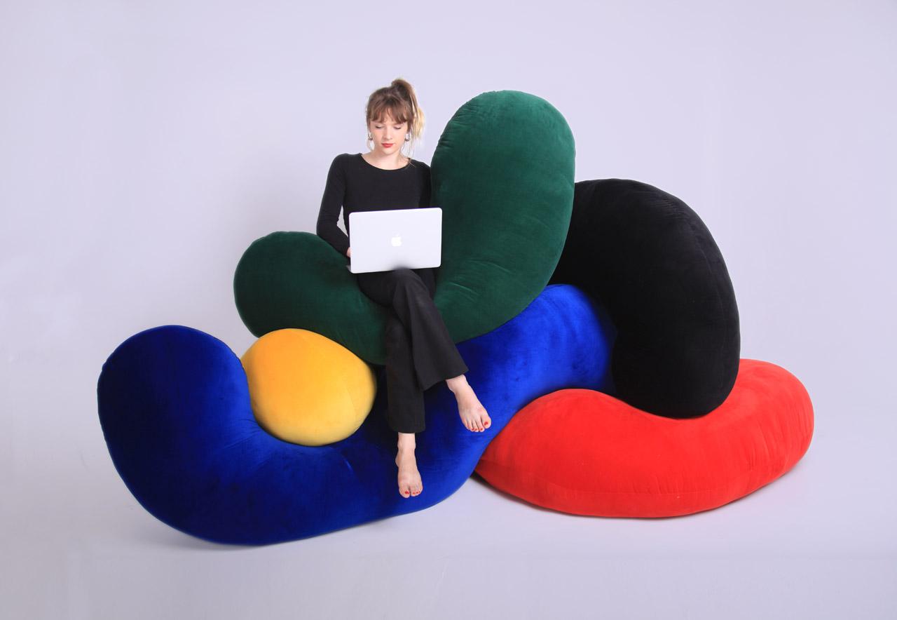 flexible furniture piece