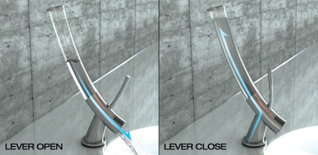 The design of the piece is minimalist and futuristic looking, it will be a nice option for a contemporary space