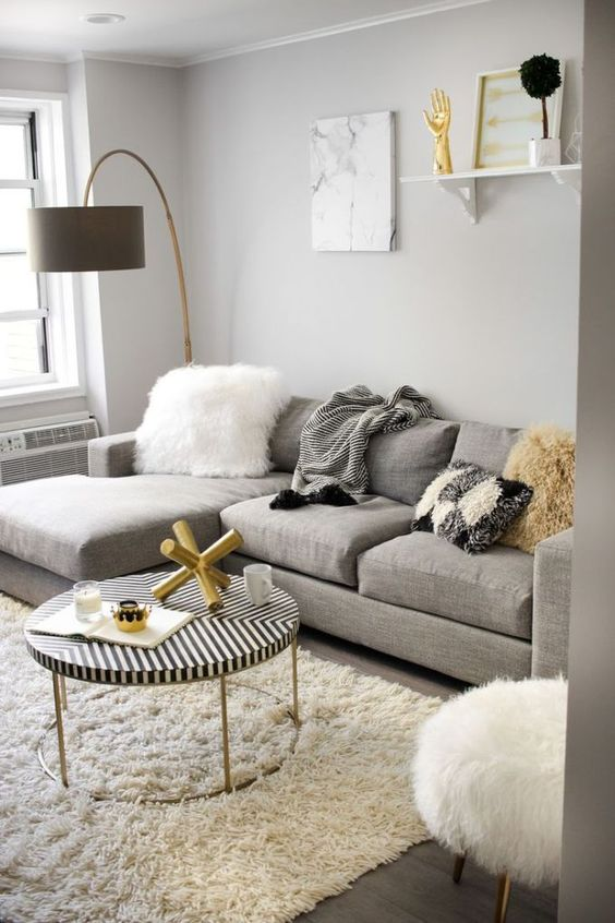 3 Modern Secrets To Decorate A Tiny Space Digsdigs
