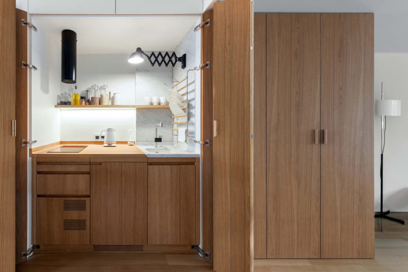 practical small kitchen design
