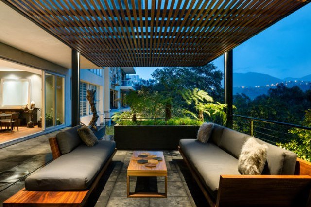 This home is ideal for indoor-outdoor living and it's even more about living outdoors