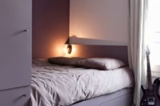 15 a smart built-in unit with storage compartments and a bed is a great idea to rock in a tiny room