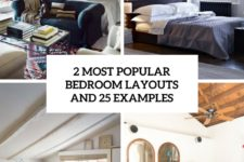 2 best bedroom layouts and 25 examples cover