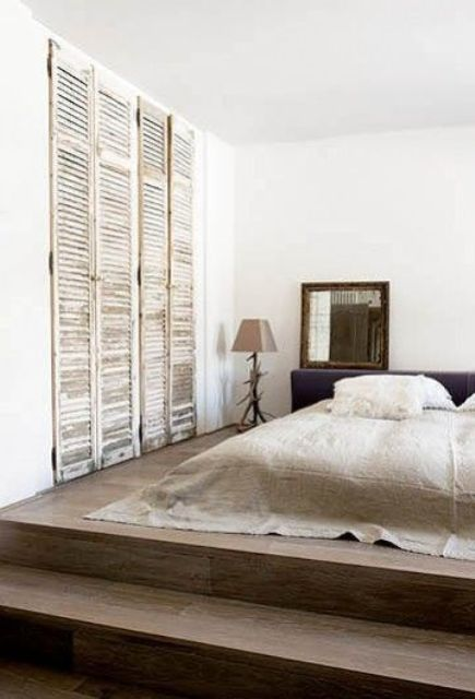 25 Ways To Reuse Old Shutters In Home Decor Digsdigs