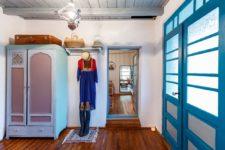 cute restored wardrobe