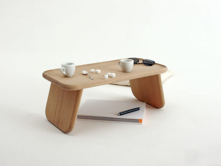 Use it for serving food and drinks or for table games,reading and drawing