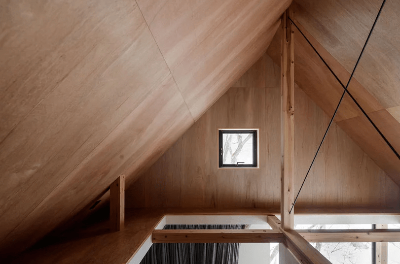 practical attic space