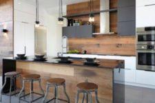 really stylish kitchen island