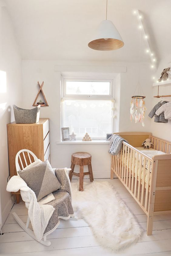 25 Smart Ideas To Design A Small Nursery Right Digsdigs