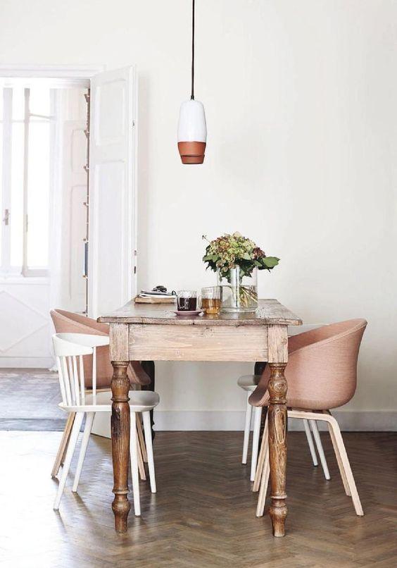 Tavolo Moderno E Sedie Antiche.Undo Rock Inspired Furniture For Meditating
