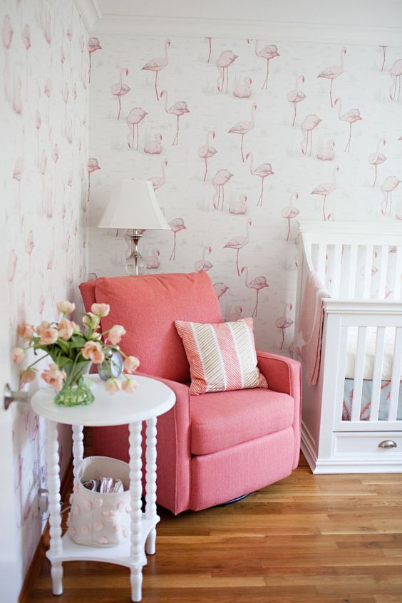 21 Ideas To Pull Off Tropical Decor In A Nursery - DigsDigs