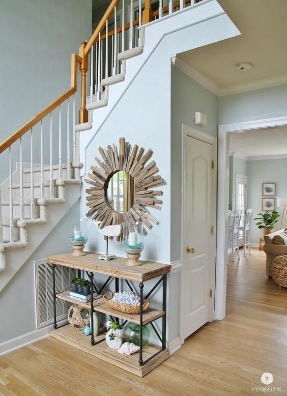 25 Ways To Style A Beach Or Coastal Entryway Digsdigs