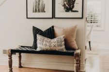 23 a duo of cacti artworks in an entryway will make your space very boho-like and very cool