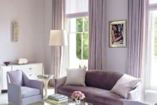 24 if you want calming and relaxing vibes, go for lighter shades of purple and violet