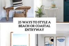 25 ways to style a beach or coastal entryway cover