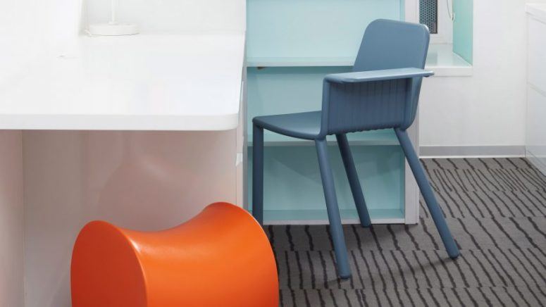 Colorful And Multifunctional Furniture For Students