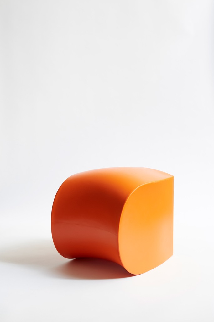 The stool has many faces and can be used in different ways