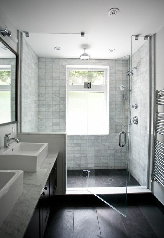 Window In The Shower Pros And Cons And 25 Ideas Digsdigs